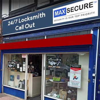 Locksmith store in Ilford